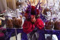 Candy-Apples-and-flowers