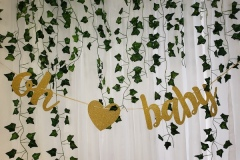 Backdrop-decor