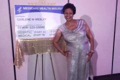 Honoree-and-Medicare-signage