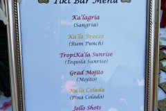 Tiki-Bar-Menu